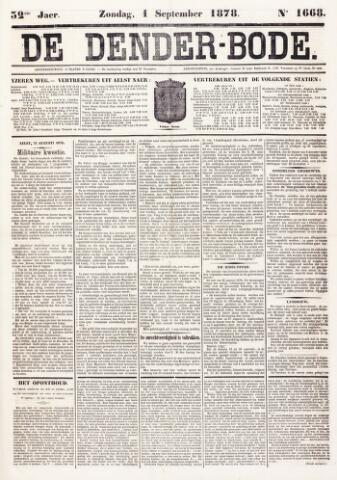 De Denderbode 1878-09-01