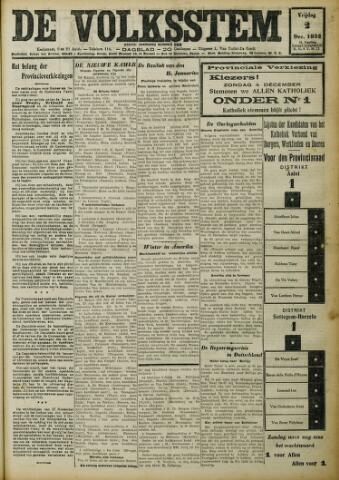 De Volksstem 1932-12-02