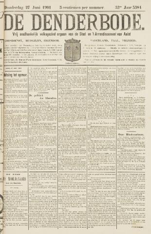 De Denderbode 1901-06-27