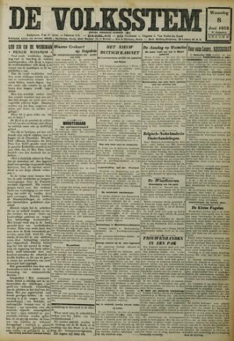 De Volksstem 1932-06-08
