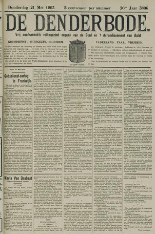 De Denderbode 1903-05-21