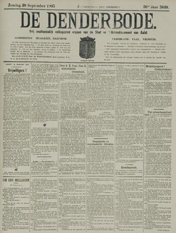 De Denderbode 1903-09-20