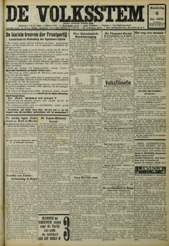 De Volksstem 1932-10-06