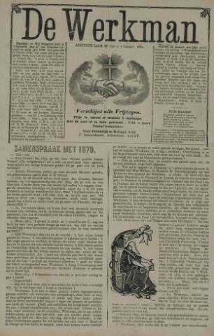 De Werkman 1880