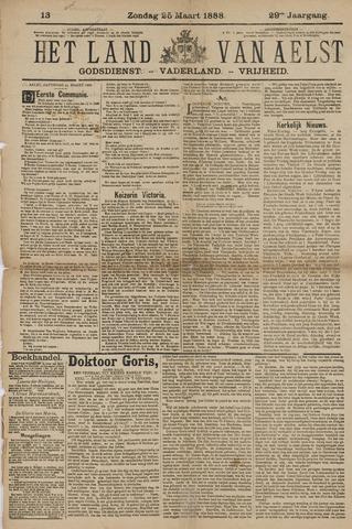 Het Land van Aelst 1888-03-25
