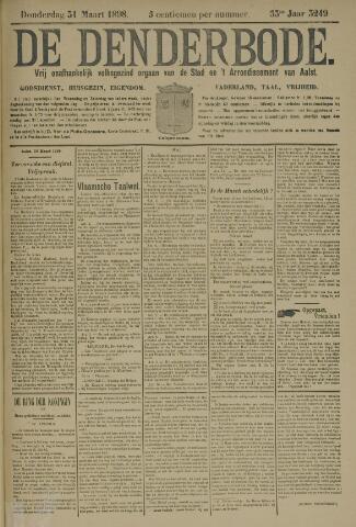 De Denderbode 1898-03-31