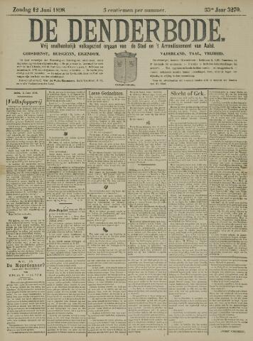 De Denderbode 1898-06-12