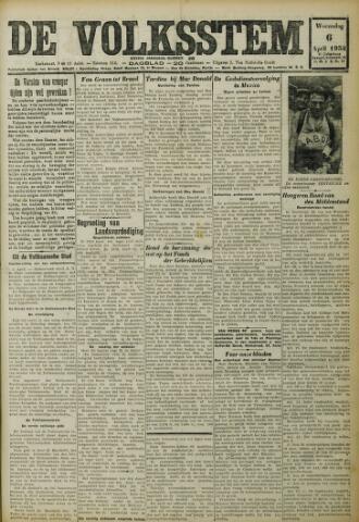 De Volksstem 1932-04-06