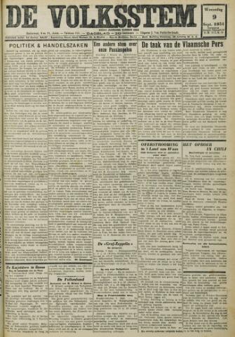 De Volksstem 1931-09-09