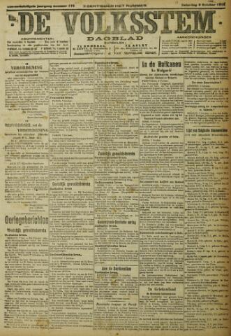 De Volksstem 1915-10-09