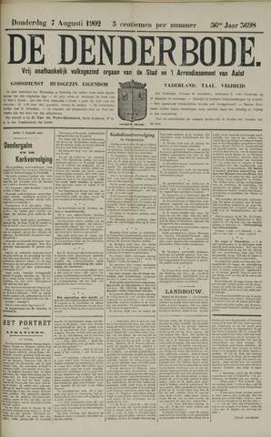 De Denderbode 1902-08-07