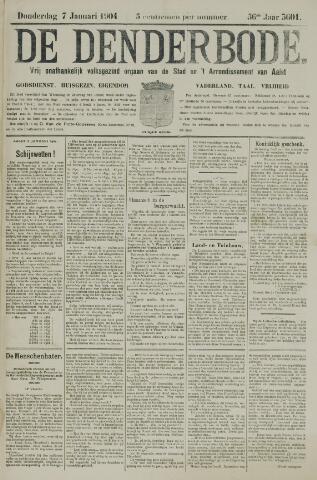 De Denderbode 1904-01-07