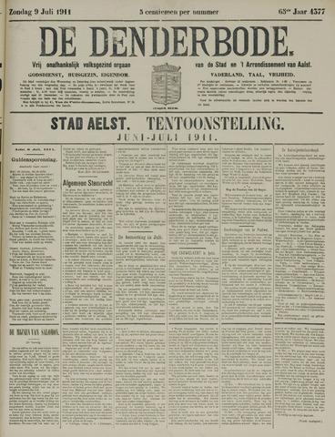 De Denderbode 1911-07-09