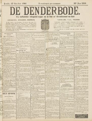 De Denderbode 1901-10-27