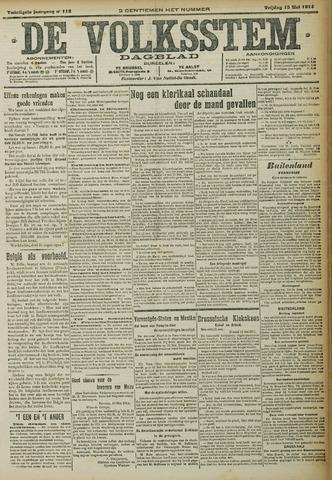 De Volksstem 1914-05-15