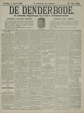 De Denderbode 1906-04-01