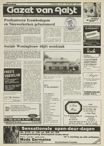 Nieuwe Gazet van Aalst 1984-05-25