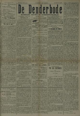 De Denderbode 1918-07-07