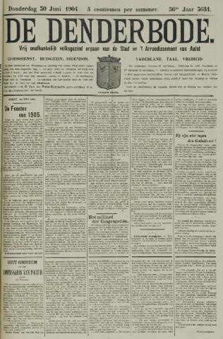 De Denderbode 1904-06-30