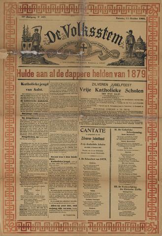 De Volksstem 1905-10-14