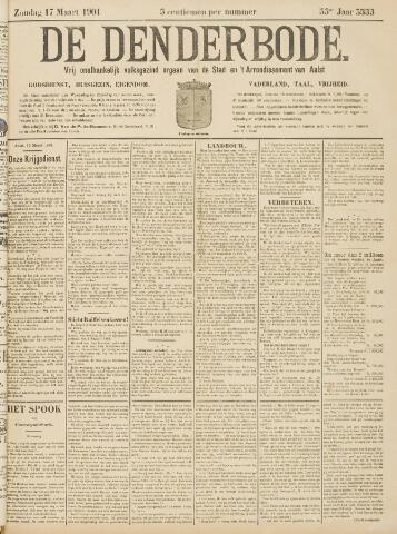 De Denderbode 1901-03-17