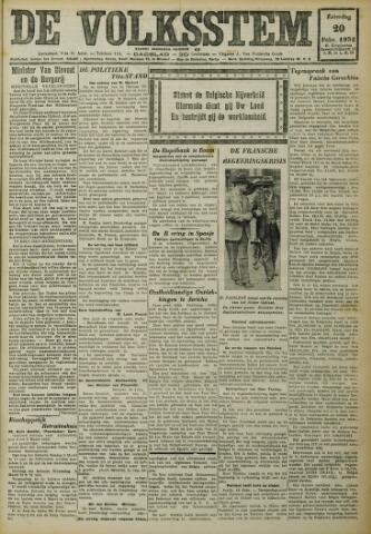 De Volksstem 1932-02-20
