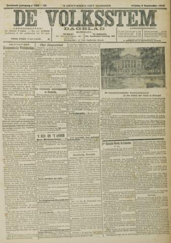 De Volksstem 1910-09-02