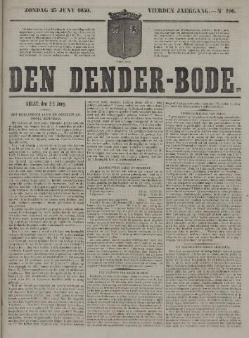 De Denderbode 1850-06-23