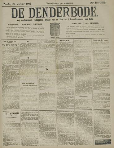De Denderbode 1902-02-23