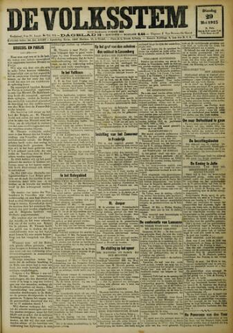 De Volksstem 1923-05-29