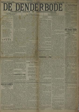 De Denderbode 1918