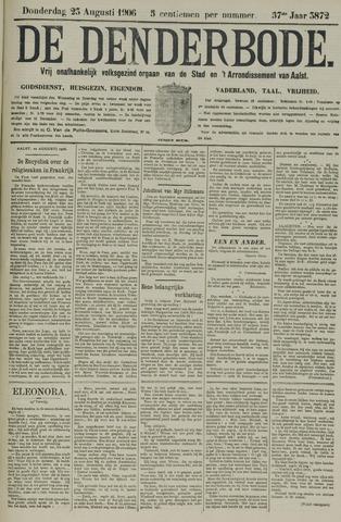 De Denderbode 1906-08-23