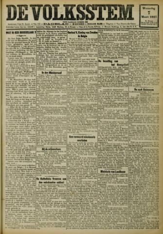 De Volksstem 1923-03-07