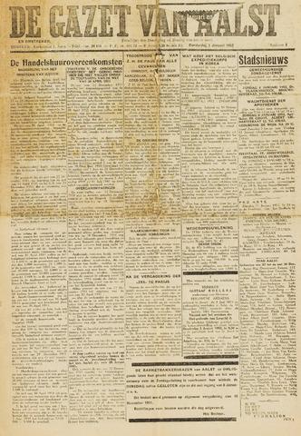 De Gazet van Aalst 1952