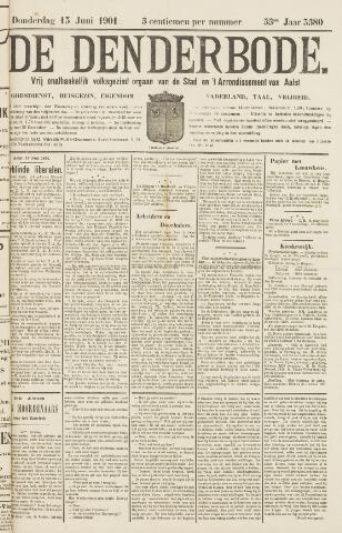 De Denderbode 1901-06-13