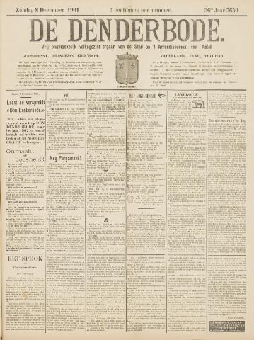 De Denderbode 1901-12-08