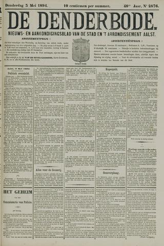De Denderbode 1894-05-03