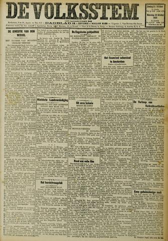 De Volksstem 1923-10-21