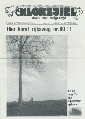 Klokzjiel 1982-05-01