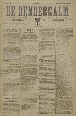 De Dendergalm 1906