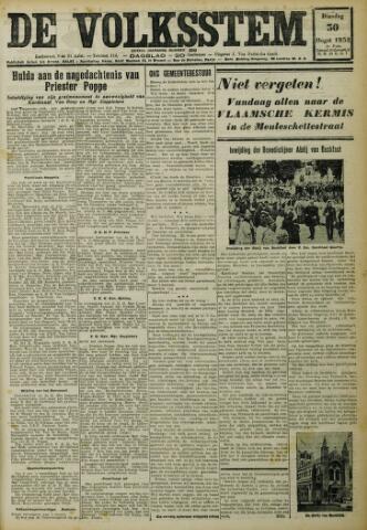 De Volksstem 1932-08-30