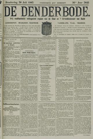 De Denderbode 1903-07-30