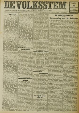 De Volksstem 1923-10-30