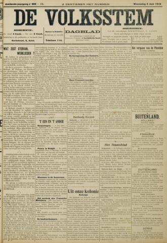De Volksstem 1910-06-08