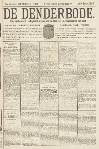 De Denderbode 1901-10-10