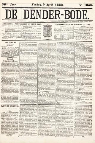 De Denderbode 1882-04-09