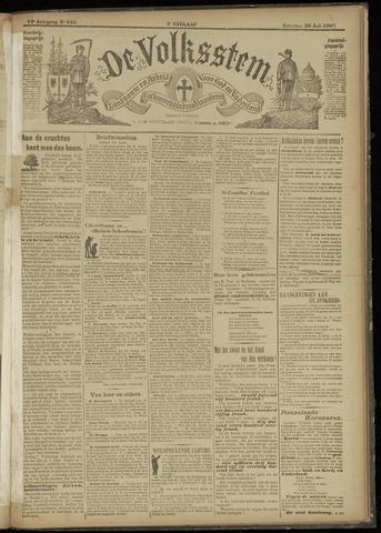 De Volksstem 1907-07-20