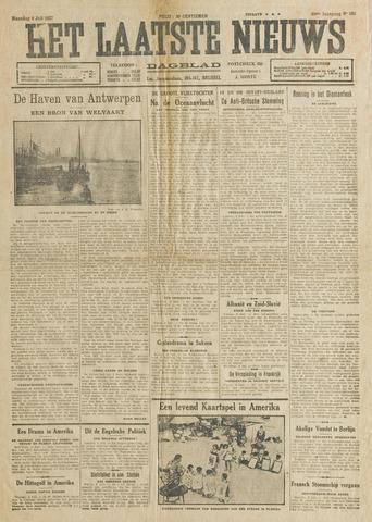 Het Laatste Nieuws 1927