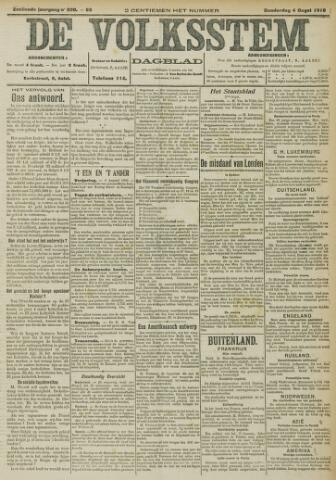 De Volksstem 1910-08-04