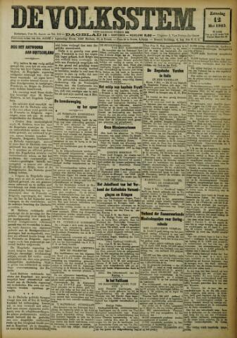 De Volksstem 1923-05-12